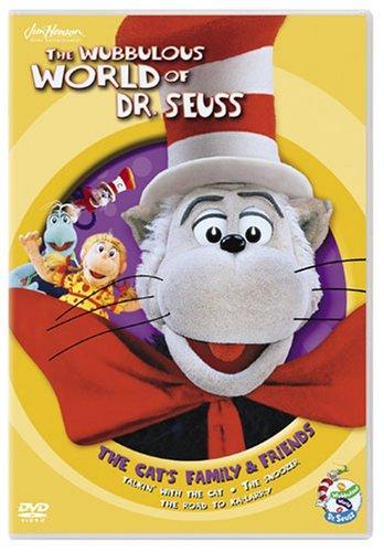 The Wubbulous World of Dr. Seuss - The Cat's Family and Friends (The Wubbulous World Of Dr Seuss Episodes)