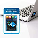CLEAN SCREEN WIZARD Microfiber Screen Keyboard