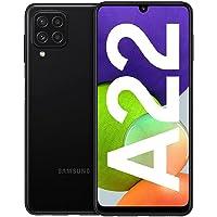 Samsung Galaxy A22 - Smartphone libre con 6.6 Pulgadas y Sistema Operativo Android Negro Versión ES