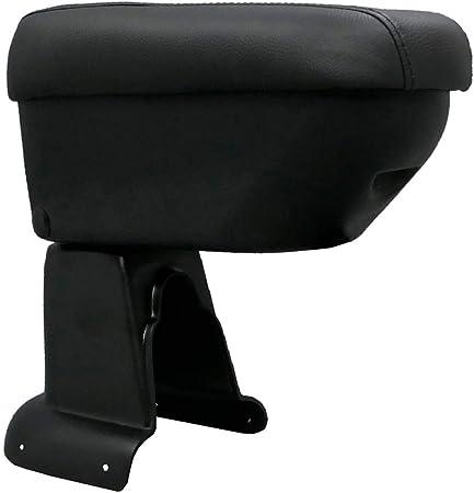 AutoStyle CK SE002 Armlehne Kunstleder passend f/ür Seat Ibiza 2002-2008 Cordoba 2002-2009