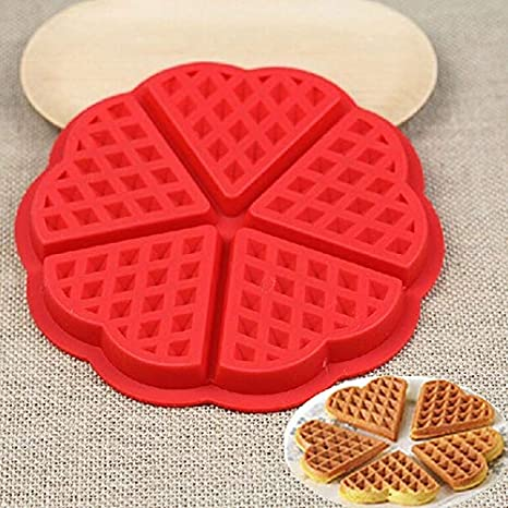 Amazon.com: 1 pieza de molde de silicona para hacer galletas ...