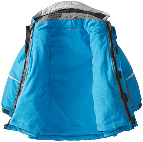 in Color Block O G F Softshell Blue Puffer by Fog One Boys' Coat London Little 07qgSHqx