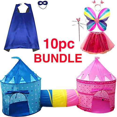 Princess Castle Tent Kids Play Tent Tunnel Girls Tent Kids P