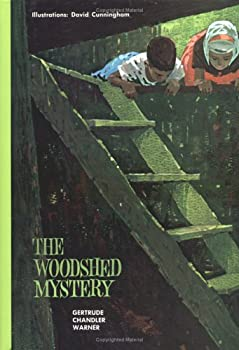 The Woodshed Mystery 0807592064 Book Cover