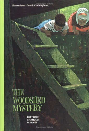 The Woodshed Mystery - Book #7 of the Boxcar Children