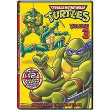 Teenage Mutant Ninja Turtles - Original Series (Volume 3) (2005)