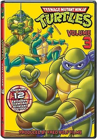Amazon.com: Teenage Mutant Ninja Turtles - Original Series ...