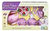 : Playskool Rose Petal Cottage Sip & Celebrate Tea Set