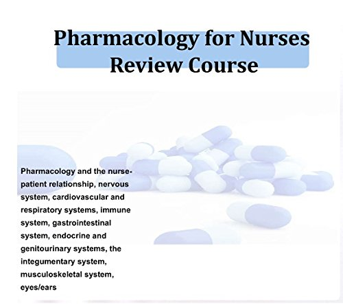 Read Online Pharmacology for Nurses Audio Review Course 4 Hours, 5 Audio CDs, Pharmacology for Nursing Care pdf epub