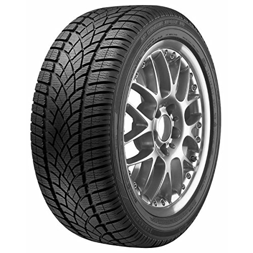 Dunlop Winter Sport 3D Radial Tire - 245/40R18 97V (Winter 3d Sport Dunlop)