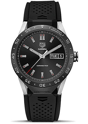 TAG Heuer CONNECTED Luxury Smart Watch Android/iPhone ...