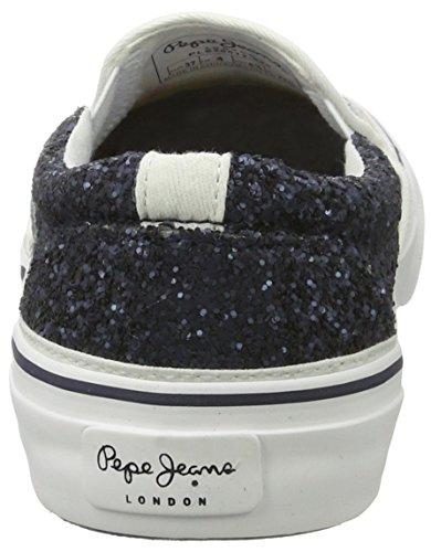 Aurelie Donna Jeans Blu Basse Pepe Da sailor Alford Scarpe Ginnastica UCa7Tx