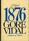 1876, Gore Vidal, 0394497503