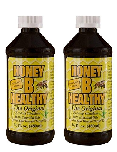 Honey B Healthy feeding Fall bee colonies supplements