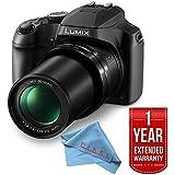 Panasonic Lumix DC-FZ80 Digital Camera Base Bundle