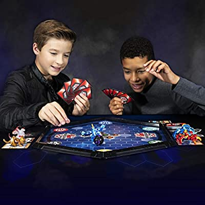 Bakugan Ultra, Dragonoid, 3-inch Collectible Action Figure and Trading Card, for Ages 6 and Up: Toys & Games