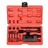 8milelake Chain Cutter Breaker Riveting Rivet Tool Set Atv/bike/motorcycle/cam Drive, Model: , Home/Garden & Outdoor Store