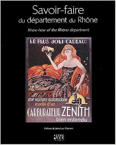 Livre Savoir-faire du département du Rhône : Edition bilingue français-anglais pdf ebook