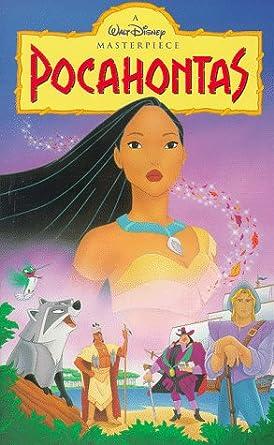 1e77232fea6 Amazon.com: Pocahontas (Walt Disney's Masterpiece) [VHS]: Walt ...