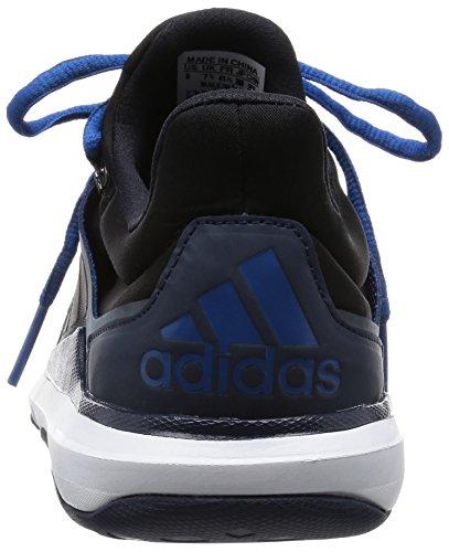De eqtazu Pour Adipure Adidas 3 360 Maruni Noir Negbas Course Homme Bleu M Chaussures XqFP6w