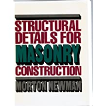 Structural Details for Masonry Construction