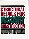 img - for Structural Details for Masonry Construction book / textbook / text book