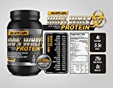 Cheap ⧫ 100% Whey Protein Powder 10 lb by Goliath Labs (Vanilla)