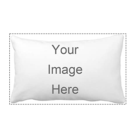 Design Your Own Pillowcase Inspiration Amazon Custom Personalized 60 X 60 Queen Size Flannel Pillow