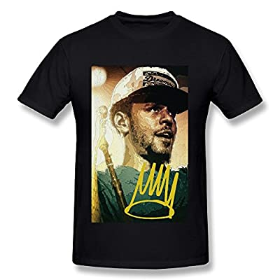 Men's Rapper J Cole Logo Fashion T-shirt