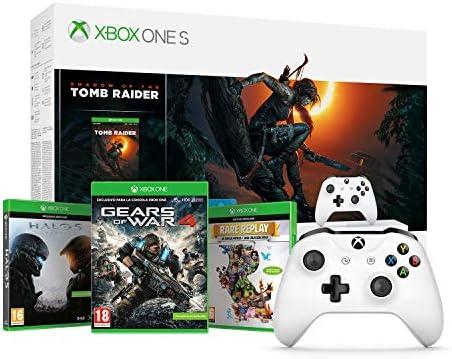 Xbox One S-Consola 1TB+Shadow Of The Tomb Raider + Microsoft ...