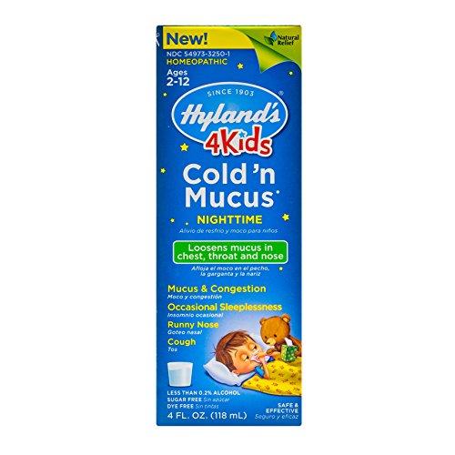 Hylands Liquid Congestion Relief Children