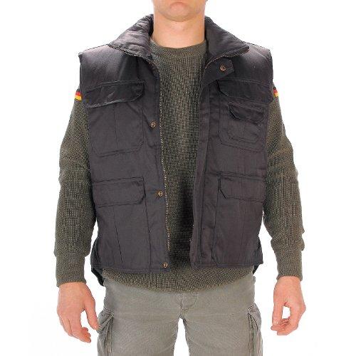 Mil-Tec Ranger Vest Noir
