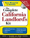 The Complete California Landlord's Kit (Complete . . . Kit)