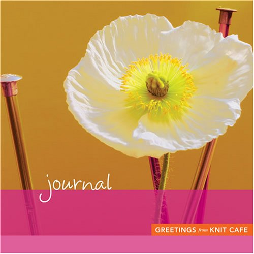Cafe Knit - Greetings from Knit Cafe Journal