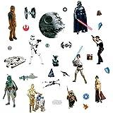 York Wallcoverings RMK1586SCS RoomMates Star Wars