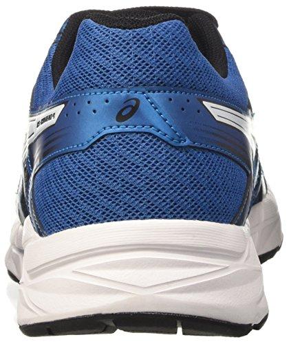 white Scarpe contend Asics black Gel Uomo thunder Running 4 Blu Blue 5t5PzWxqr