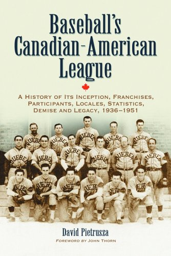 Baseball's Canadian-American League