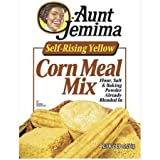 Aunt Jemima Self-Rising Yellow Corn Meal Mix 5 Lb (Pack of 3)