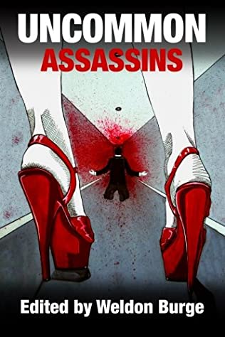 book cover of Uncommon Assassins