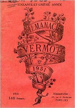 Almanach vermot 1951