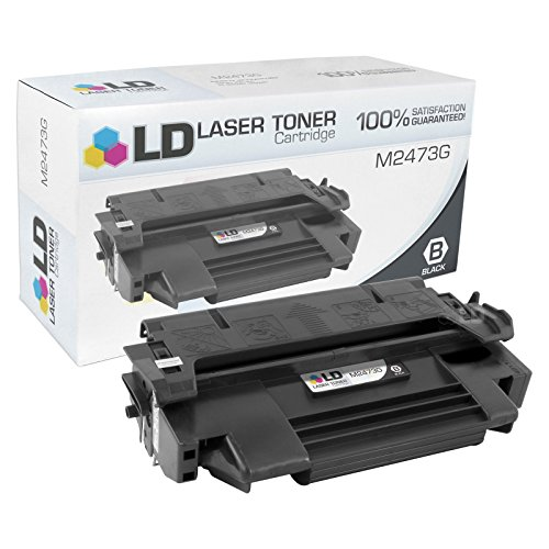 LD Remanufactured Replacement for Apple M2473G Black Toner Cartridge for use in Color LaserWriter 600 PS - Apple M2473g/a Toner