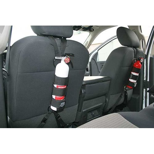Safari Straps 96-2540 Truck/SUV Fire Extinguisher Holder