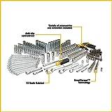 DEWALT Mechanics Tool Set, 247-Piece