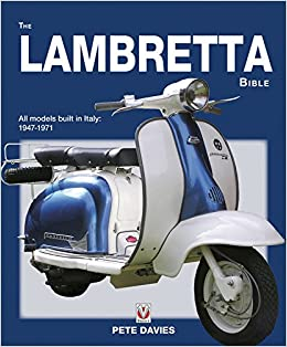 Lambretta Bible (Bible (Wiley)): Amazon.es: Pete Davies: Libros en idiomas extranjeros
