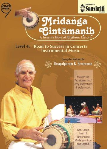 Mridanga Cintamanih Level-4 Road To Success In Concerts