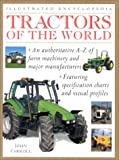 Tractors of the World, South and John Carroll, 0754805727