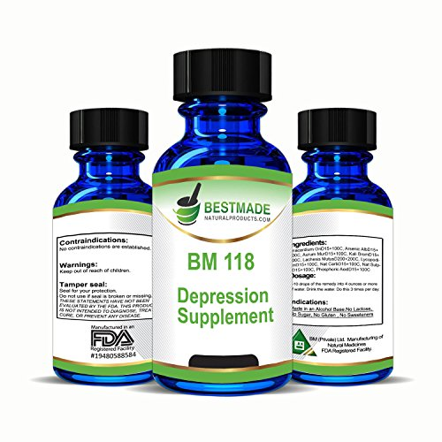 BestMade Natural Products Depression Supplement product image