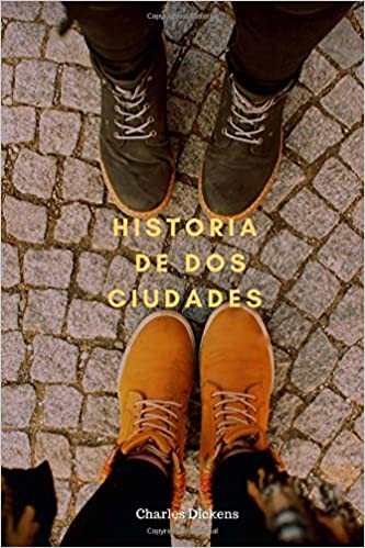 Historia de Dos Ciudades: (Spanish Edition): Charles Dickens, Miles Waters: 9781717439550: Amazon.com: Books