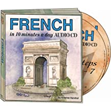 FRENCH in 10 minutes a day AUDIO CD Wallet