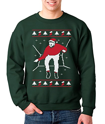 Christmas Bling Funny Ugly Christmas Meme Sweatshirt at Amazon Men\u0027s  Clothing store